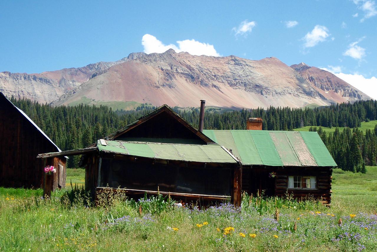 Day 2 Mountain Cabin
