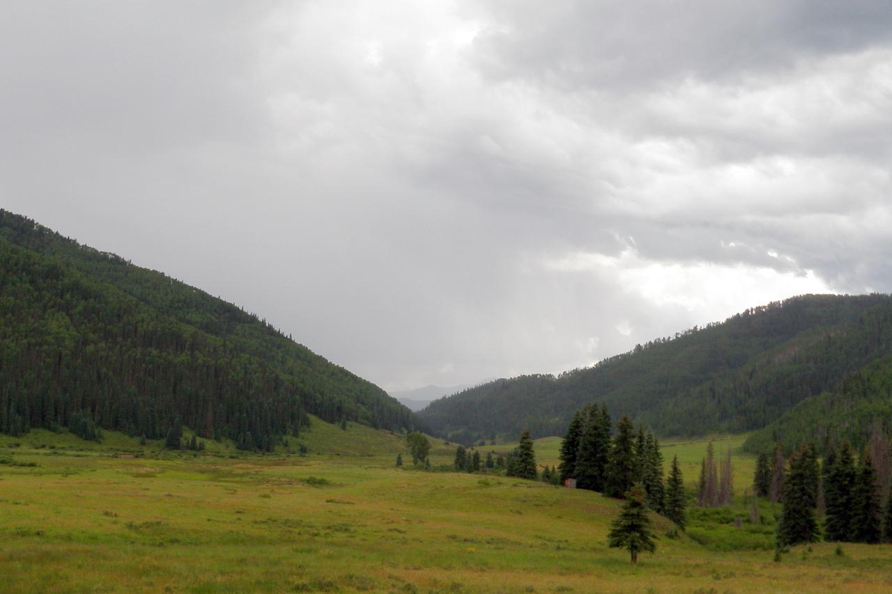 Day 1 Hermosa Creek Valley