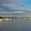 Echo Bay, Sucia Island <b>San Juan Sailing Trip </b><br><i>July 2007</i> <br>