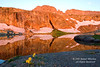 Sunrise, Porphry Basin, San Juan National Forest, Colorado