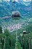 Gondola Ride, Summer, Telluride, Colorado, USA, North America