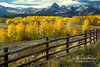 Autumn, Dallas Divide, San Juan Mountains, Uncompahgre National Forest, Southwest, Colorado