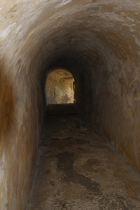 Passageway to lower area