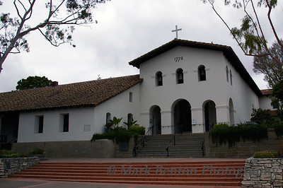 Old Mission  - San Luis Obispo