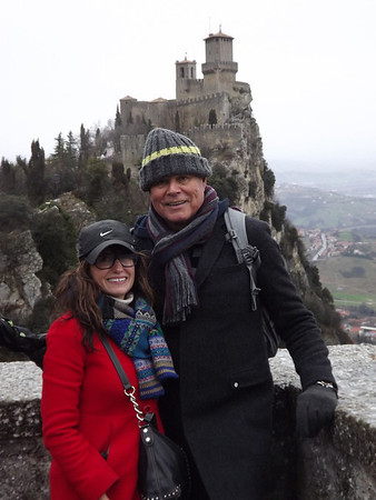 San Marino - January, 2014