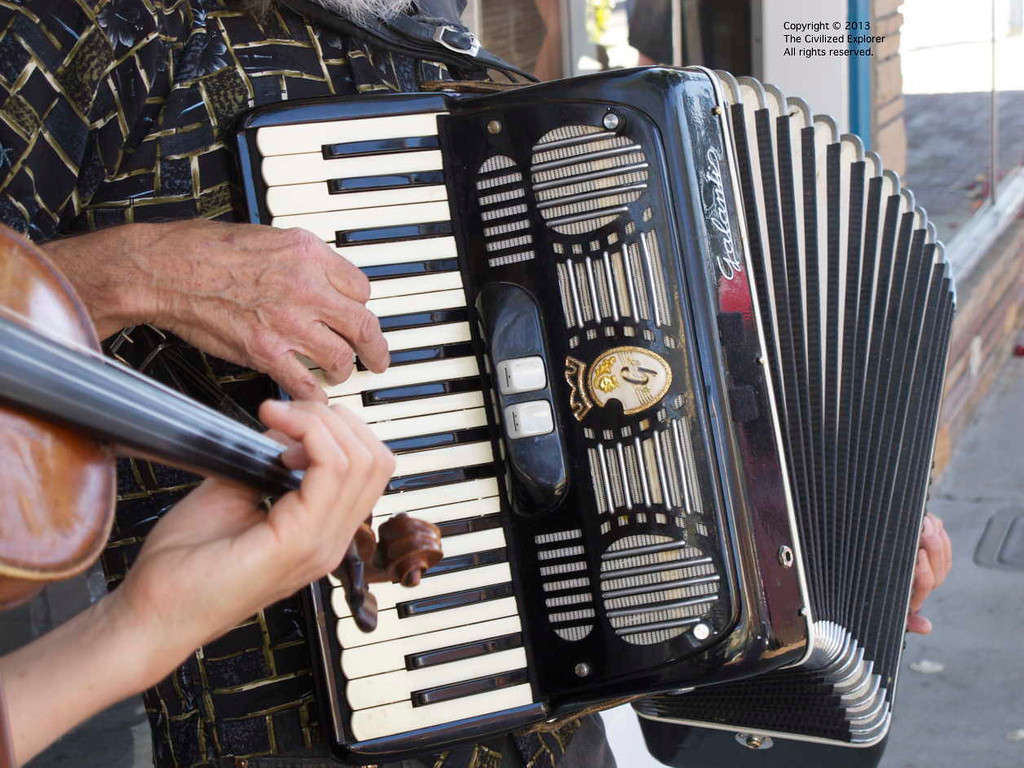 Have Accordion, Will Travel