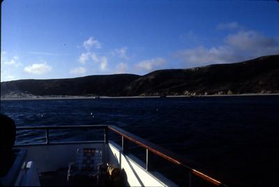 San Miguel Island 1985