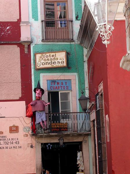 Hotel Posada de Condesa, Guanajuato, MX