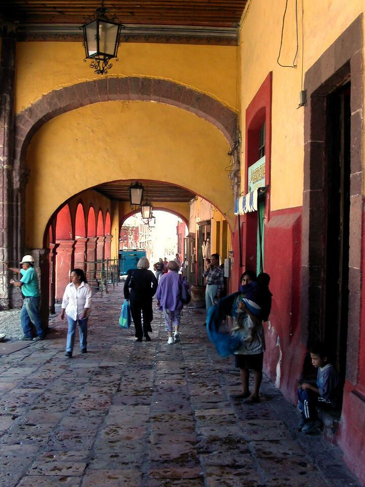 Downtown San Miguel de Allende