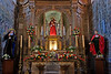 Sanctuary of Atotonilco altar, near San Miguel de Allende, a World Heritage Site