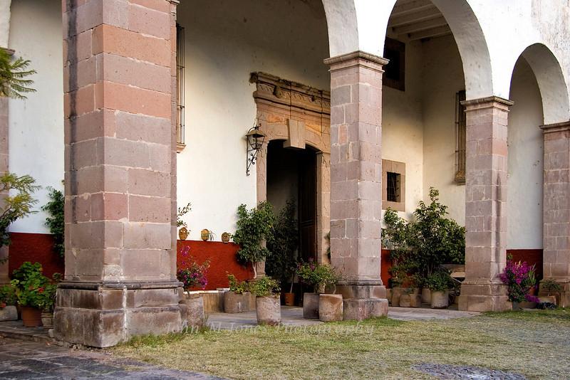 Rancho near San Miguel de Allende