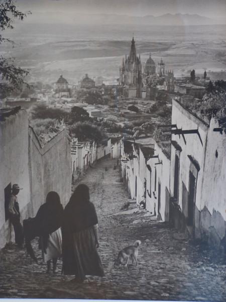 San Miguel de Allende, Cecil B Atwater