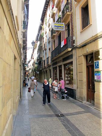 San Sebastian August 2012