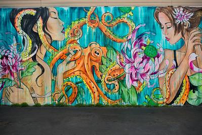 Pacific Beach Mural