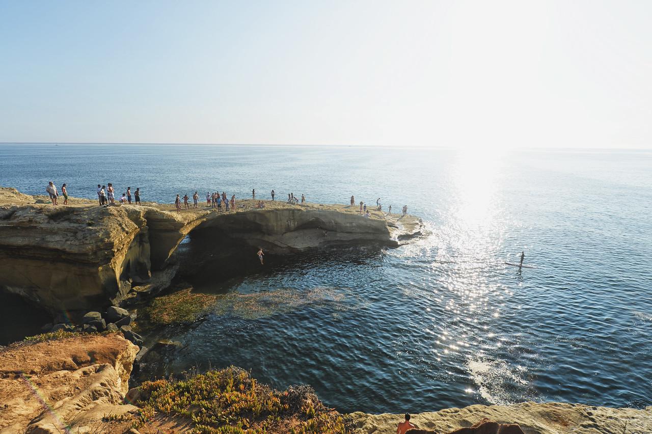 Ocean Beach Cliffs