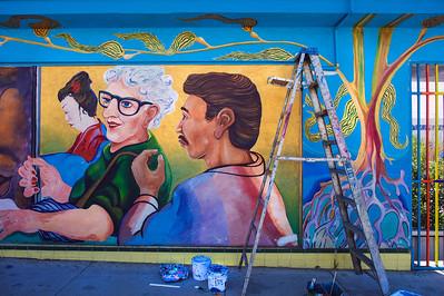 Chicano Park Murals Barrio Logan