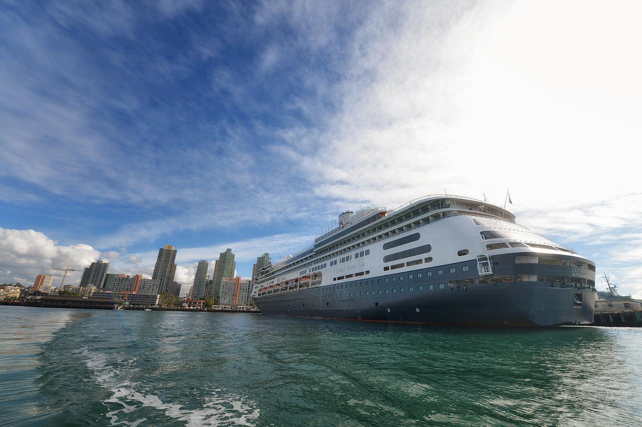 San Diego Cruise Ship
