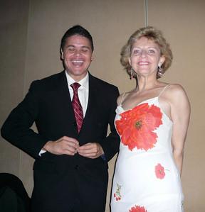 David Carvalho and Pat L  - San Fran Ball 1206