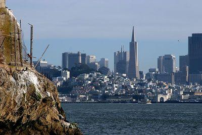 IMG_3177 View of San Francisco behind Alcatraz island
