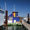 Houseboats, Sausalito, California, United States