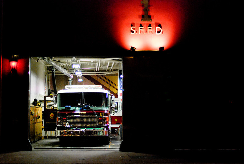 """<span id=""""title"""">Fire House</span>"""