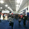 "<span id=""title"">Expo Floor</span> 16-shot iPhone panorama. Stupid thing took about 5 minutes to do :)"