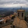 View from San Marino