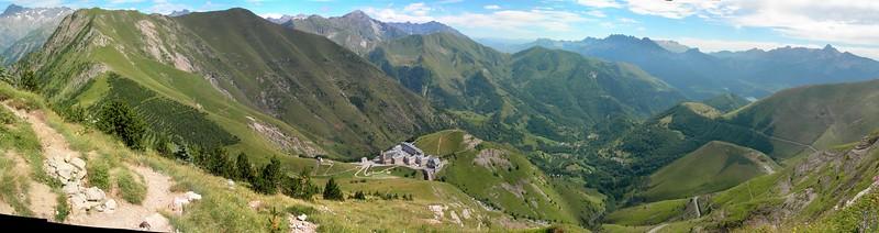 Mont Gargas, near La Salette Sanctuary, in France<br /> <br /> Il Monte Gargas, vicino al santuario di La Salette, in Francia
