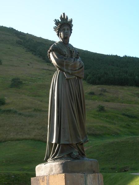 Sanctuaire of Our Lady of La Salette, in France<br /> <br /> Santuario di Nostra Signora di La Salette in Francia