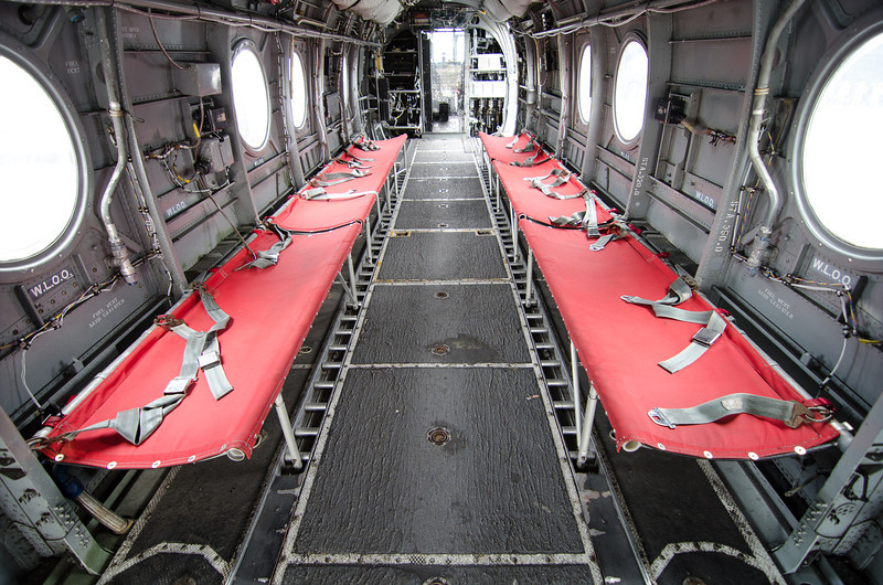 "<span id=""title"">CH-46 Sea Knight</span> <em>USS Midway Museum</em>"