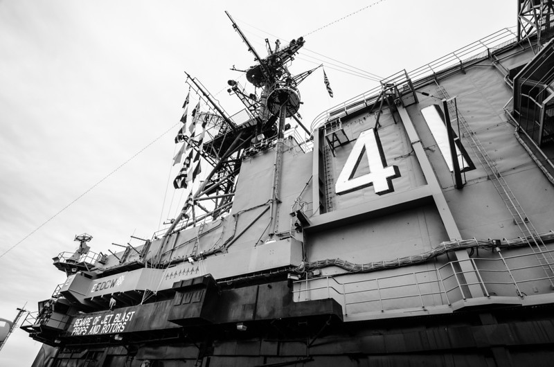 """<span id=""""title"""">Number 41</span> <em>USS Midway Museum</em>"""