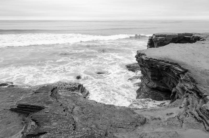 "<span id=""title"">Rocky Coast #2</span> <em>Cabrillo National Monument</em>"