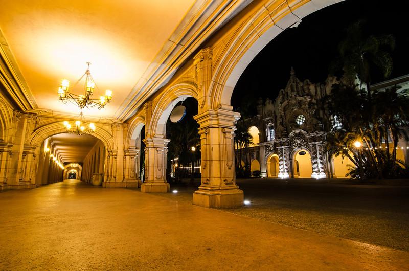 """<span id=""""title"""">El Prado</span> <em>Balboa Park</em>"""