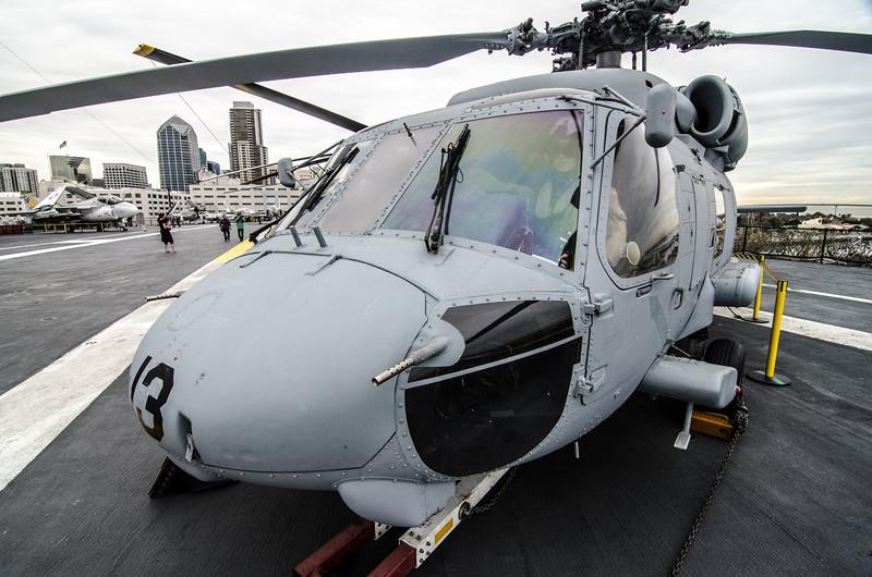 "<span id=""title"">H-60 Seahawk</span> <em>USS Midway Museum</em>"
