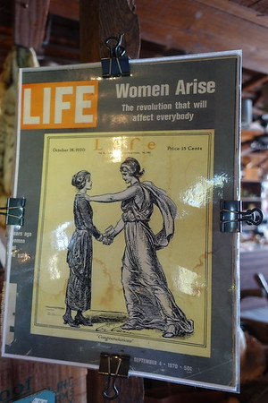 Life Magazine cover from 1970