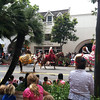 Fiesta parade on State Street.