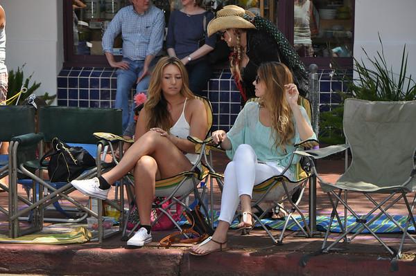 Santa Barbara Summer Solstice Parade 2014