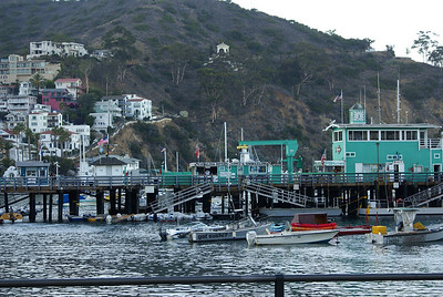 The pier at Avalon.... good fish tacos down at the end :-)