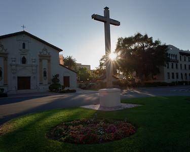 Santa Clara Mission Church