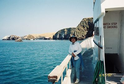 6/15/1996. Santa Cruz Island, Channel Islands Natl Park, Ventura County, CA