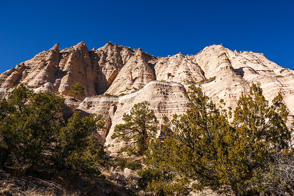 Tent Rocks near Santa Fe, New Mexico