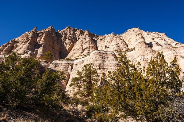 Tent Rocks near Santa Fe, New Mexico