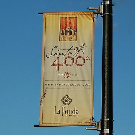 Santa Fe - April 2010