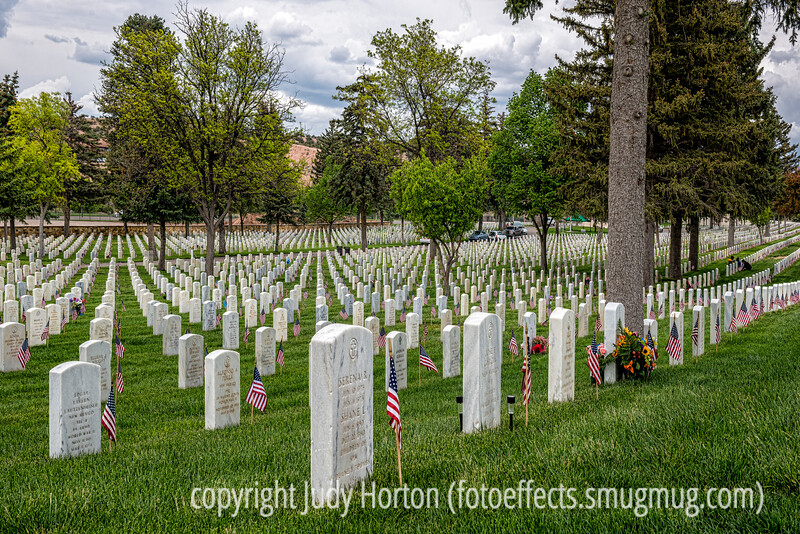 Santa Fe National Veterans Cemetery