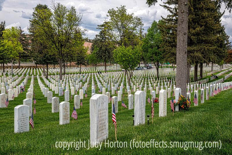 Santa Fe National Veterans Cemetery
