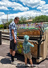 Pianos in the Railyard