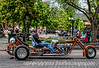 Amazing Trike on the Square in Santa Fe