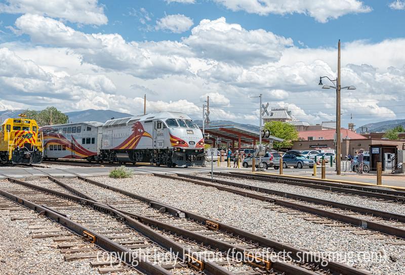 Railrunner Trains