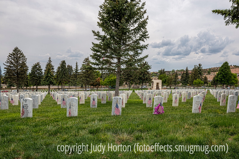Santa Fe's National Veterans' Cemetery