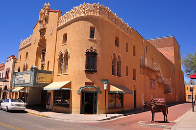 Santa Fe, NM and surrounding area